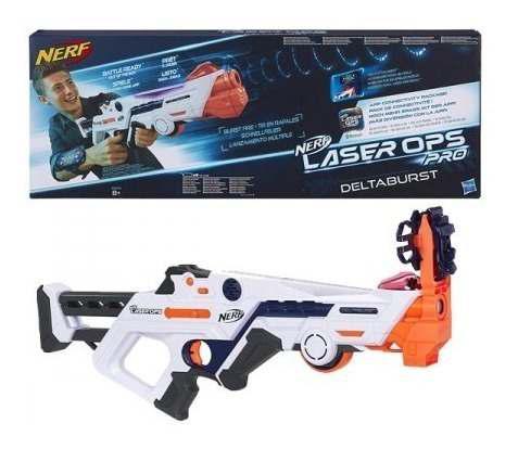 Laser Ops Pro Deltaburst Lanzador Nerf Sku 5038