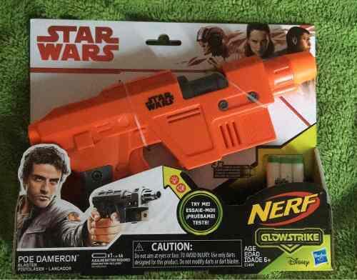Nerf Glowstrike Starwars