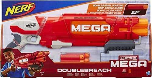 Nerf Mega Doublebreach Blaster Oferta Hasbro