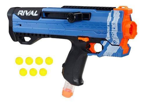 Nerf Rival Helios Xviii-700 Azul Lanzador Nerf Envío Gratis