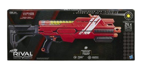 Nerf Rival Hypnos Xix-1200 (rojo) Lanzador De Lujo Hasbro