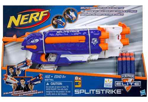 Nerf Splitstrike N Strike Elite