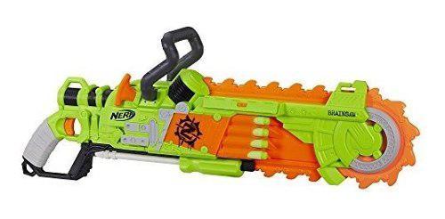 Nerf Zombie Huelga Brainsaw Blaster