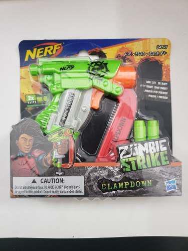 Nerf Zombie Strike Clampdown