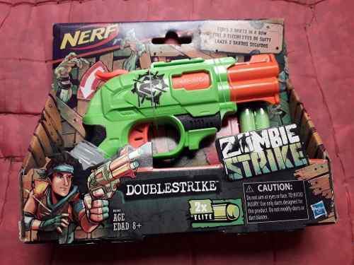 Nerf Zombie Strike Double Strike