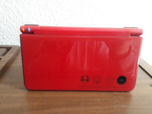 Nintendo Dsi Xl 25th Anniversary Edition_rojo