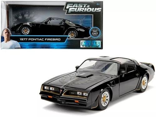 Pontiac Firebird Jada Rapido Y Furioso 1:24 Ofert!