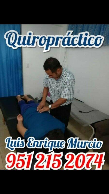 Quiropractico - Anuncio publicado por Maria Eugenia