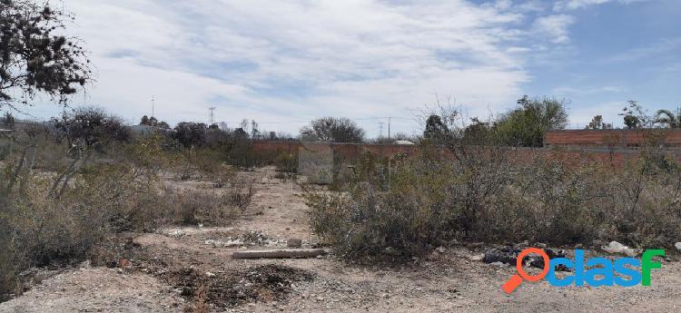 Terreno habitacional en venta en Los Gómez, San Luis