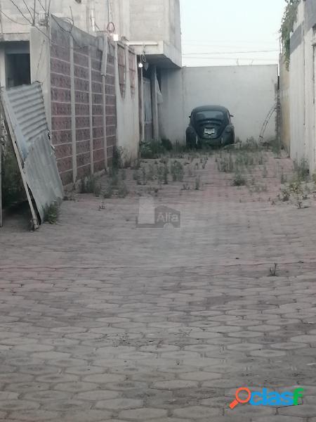 Terreno habitacional en venta en Santa María Ixtulco,