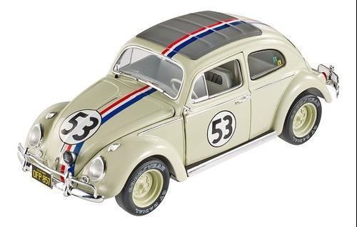 Vw  Herbie Goes To Monte Carlo 1:18 Hot Wheels Elite