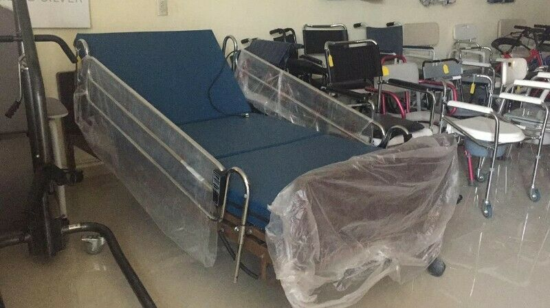 renta venta y reparacion de camas de hospital