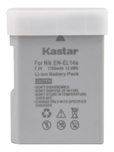 Batería En-el14 En El14 Para Nikon D D D D