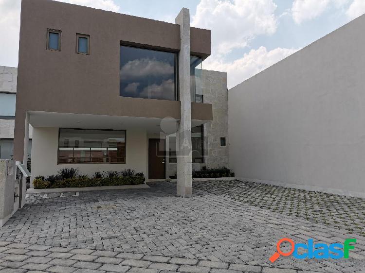 Casa en condominio en venta en San Andrés Ocotlán,