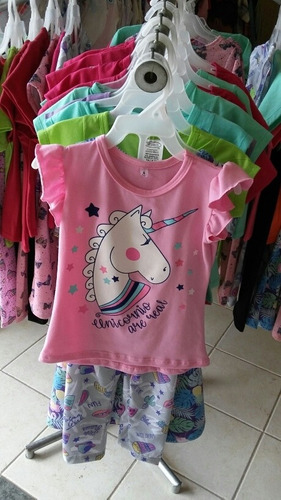 Conjuntos Niña Mayoreo Blusa Mas Pantalon Economico