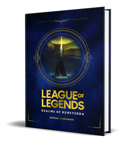Libro League Of Legends Realms Of Runeterra - Riot Games