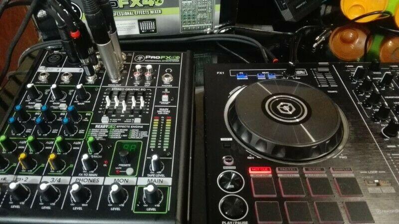 Luz y Sonido para tu fiesta con DJ
