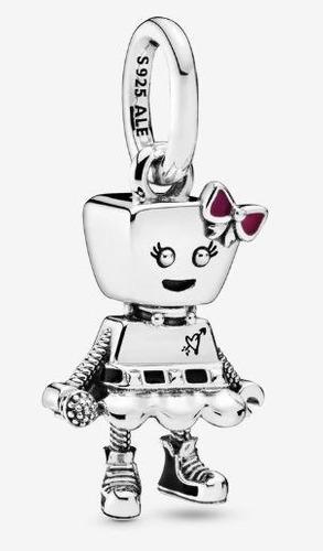 Pandora Charm Bella Bot Banda Punk