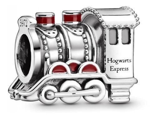 Pandora Charm Harry Potter Hogwarts Express Tren