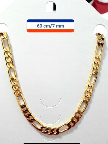Preciosa Cadena De Oro Laminado De 24k