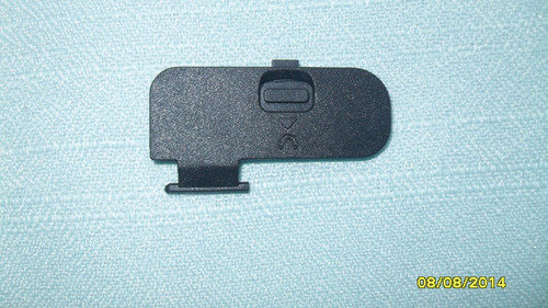 Tapa D/ Batería P/ Cámara Nikon D, D, D Y