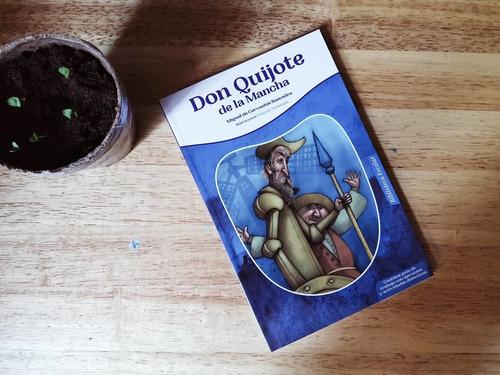 Don Quijote De La Mancha Edición Escolar 96 Páginas