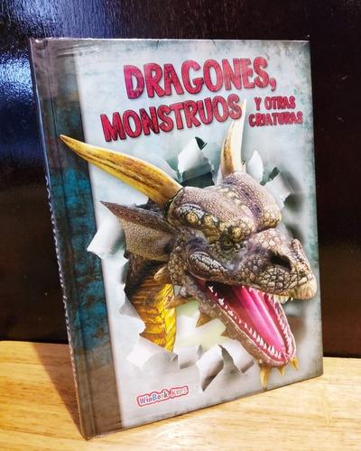 Dragones, Monstruos Y Otras Criaturas Mitologia Para Niños