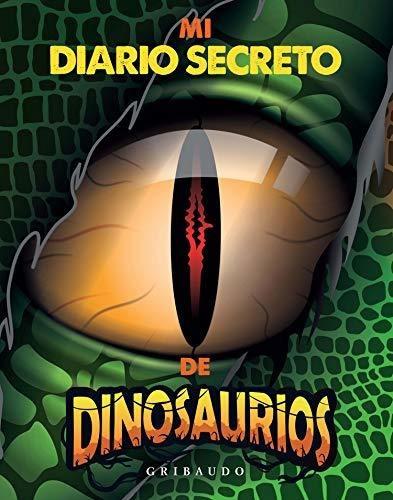 Libro Mi Diario Secreto De Dinosaurios - Nuevo
