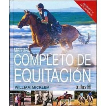 Manual Completo De Equitación Pasta Dura Envío Grat!