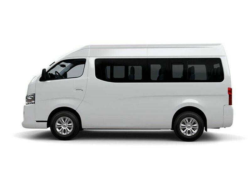 Renta de camionetas para pasajeros 9, 12 o 15