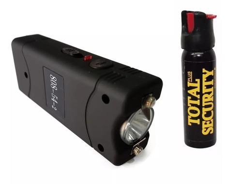 Stun Gun Paralizador Potente Gas Mod