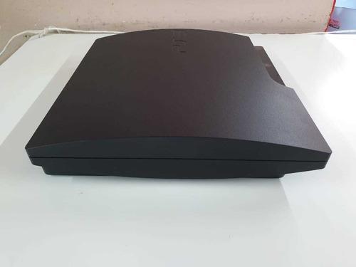 Consola Ps3 En Buenas Condiciones Con 11 Juegos Originales