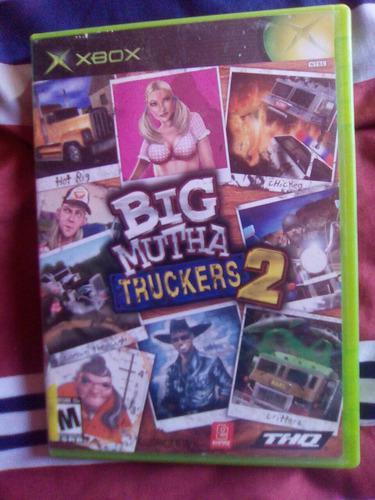 Big Mutha Truckers 2 Para Xbox Clasico