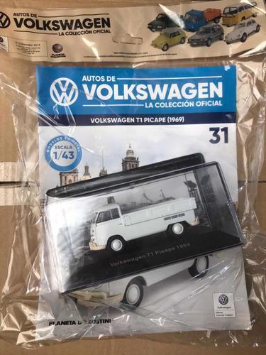 Colección Volkswagen #31 T1 Picape (1969)
