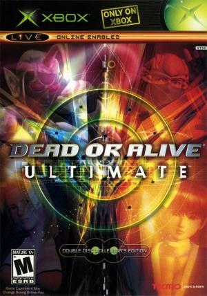 Dead Or Alive Ultimate Collectors Xbox Clasico Impecable