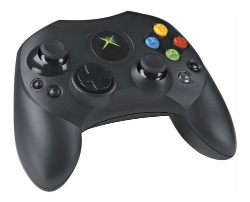 Gamepad Control Negro Xbox Genérico Alambrico Clásico