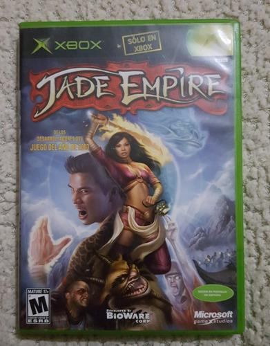 Jade Empire X Box