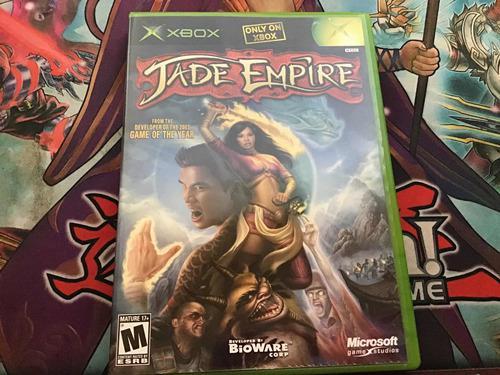 Jade Empire Xbox Clásico