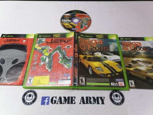 Jet Set Radio Future / Sega Gt 2002 Xbox Clasico