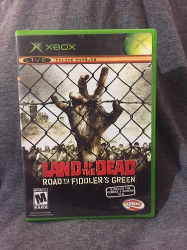 Land Of The Dead Xbox Clasico Left 4 Dead Zombies