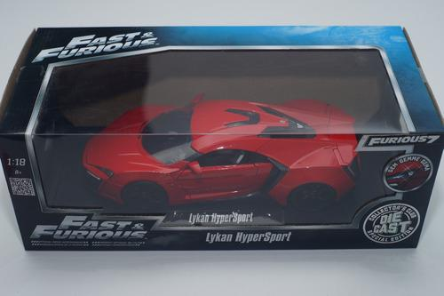 Lykan Hipersport Fast And Furious