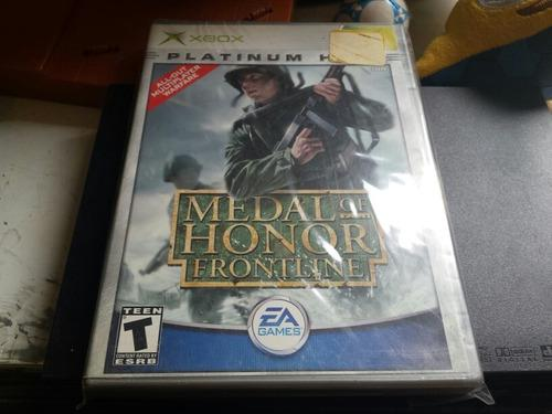 Medal Of Honor Frontline Xbox Clasico