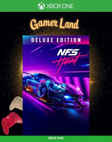 Need For Speed Heat Deluxe Edicion Xbox + Juego De Regalo