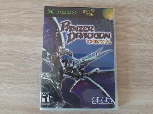 Panzer Dragoon Orta Xbox Clásico Compatible Con Xbox 360