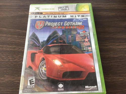 Project Gotham Racing 2 Xbox Clasico