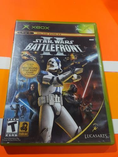 S.w. Battlefront 2 Xbox // Xbox Clásico // Compatible One