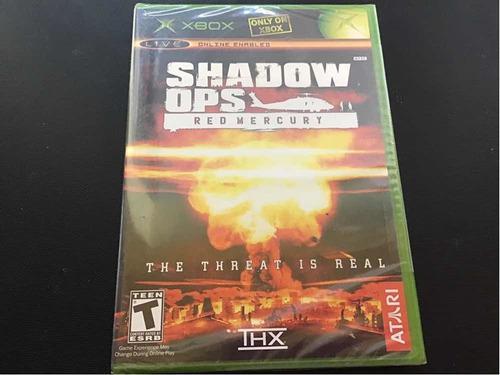 Shadow Ops Xbox Clásico Venta Tienda De Videojuegos
