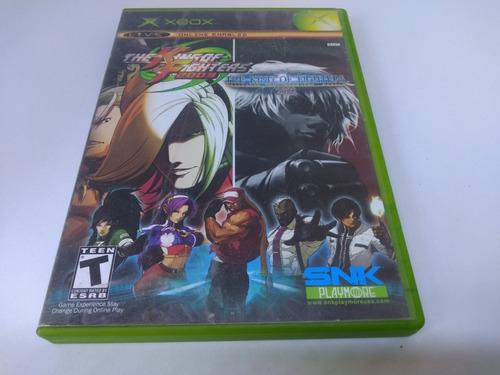 The King Of Fighters 2003 2002 Xbox Clasico