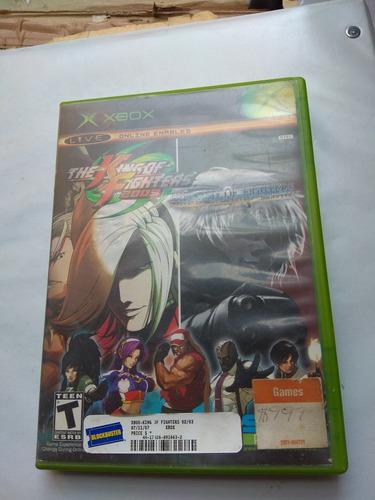 The King Of Fighters 2003 Xbox Clasico