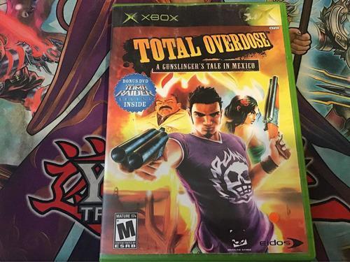 Total Overdose Xbox Clásico